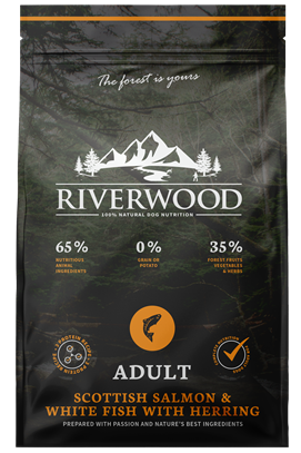 Riverwood Adult - Zalm & Witvis met Haring
