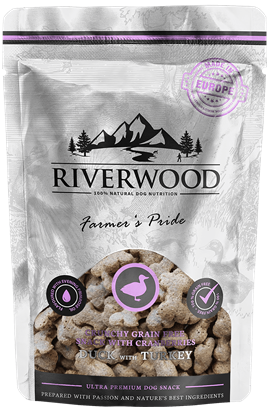 Riverwood Farmer's Pride – Duck & Turkey