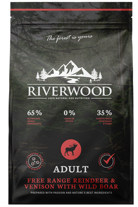 Riverwood Adult - Rendier en Hert met Wild Zwijn
